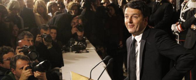 Governo Renzi in salsa rossa: un dalemiano all'Economia, il re delle Coop al Lavoro, salta la Bonino