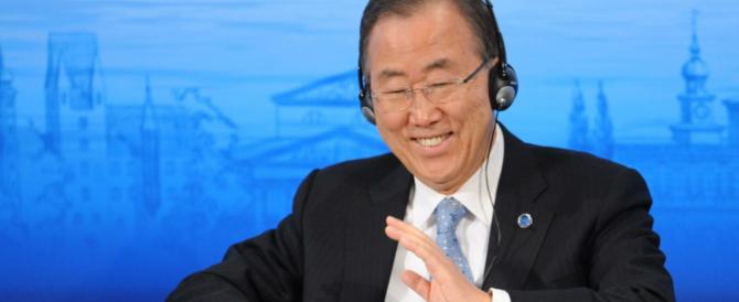 """Marò, Gasparri attacca Ban Ki-moon: «Ha offeso l'Italia». Il Senato """"frena"""" sulle missioni all'estero"""