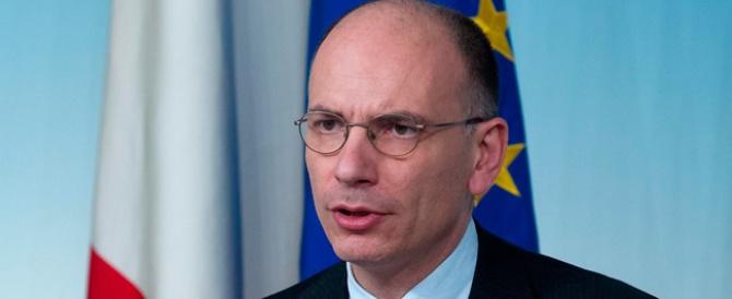 Lo slittamento della legge elettorale è un regalo a Letta e ai piccoli partiti