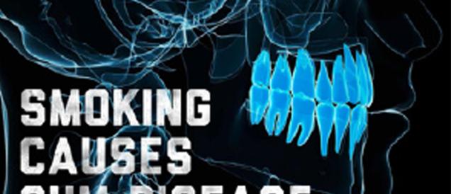 Denti gialli, rughe e pelle avvizzita: campagna choc negli Usa contro il fumo