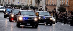 La visita di Obama è stata un'americanata, alla faccia della sobrietà e dell'eleganza