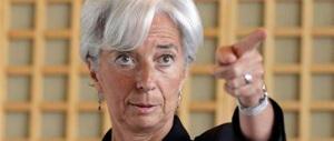 Sulle banche la frusta del Fmi: «Con più credito la crescita vola». Persino la Grecia farà meglio di noi