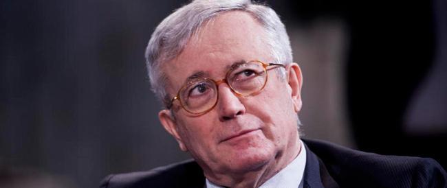 La profezia di Tremonti: «I banchieri si estingueranno presto come i dinosauri»
