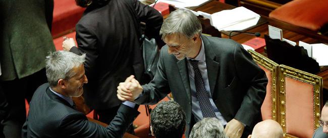 Il governo incassa la fiducia al Senato sull'abolizione delle Province. Uno spot ingannevole