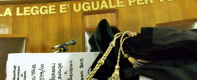"""Giustizia in ginocchio, a Roma i processi si faranno a """"numero chiuso"""""""