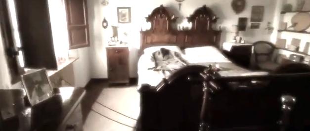"""""""Lui è qui"""". Il fantasma di Mussolini spunta a Villa Carpena. Fantasie? Sì, ma ora c'è un video…"""