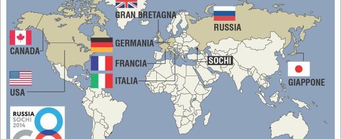 """L'Italia """"scopre"""" l'Ucraina con colpevole ritardo. E, come al solito, non sa da che parte stare"""