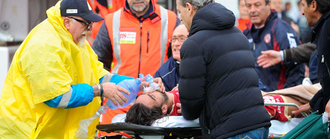 Il calciatore Piermario Morosini si poteva salvare con il defribillatore: 3 medici a giudizio per omicidio colposo