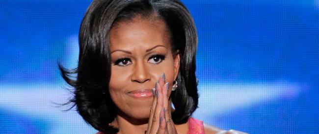 Lo scivolone di Michelle Obama: vacanza in Cina a spese dei contribuenti