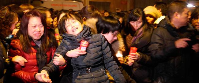 Prato, per la prima volta i cinesi sfruttati si ribellano. Merito dell'azione del centrodestra