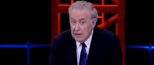 """""""Mea culpa"""" di Santoro sulle bugie della Bonev contro la Pascale mandate in onda a """"Servizio Pubblico"""". Il video"""