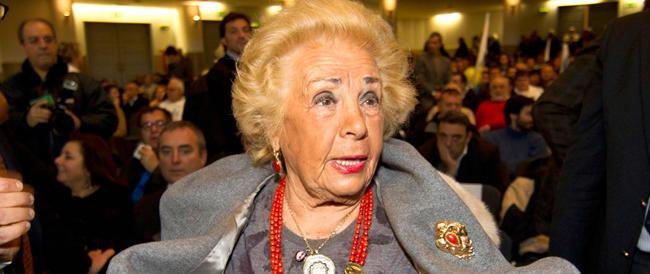 """Le """"pagelle"""" di Donna Assunta: «Bravi Meloni, La Russa e anche Gasparri: ma io voto Fratelli d'Italia»"""