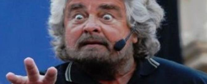 """Grillo fa il """"leghista"""" evocando la secessione. La Rete lo smonta: «Non sei credibile»"""