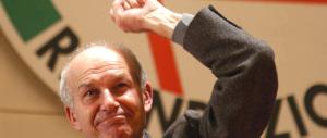 """Bertinotti: """"La sinistra è morta. Non ci resta che sperare in Bergoglio"""""""