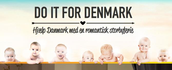 """""""Fallo per la Danimarca"""": per incrementare le nascite Copenaghen inventa le sexy vacanze (il video)"""
