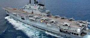 Dopo gli F35 ora tocca alla Garibaldi: vogliono venderla all'Angola per fare cassa e… pacifismo