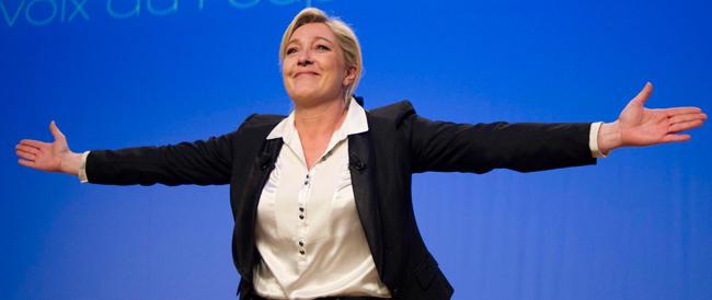Marine Le Pen: «Siamo il Terzo Polo, né di destra né di sinistra, e pronti a governare»