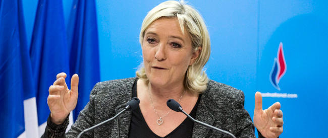Marine Le Pen chiama a raccolta gli euroscettici: e ora riportiamo gli Stati sovrani a Bruxelles