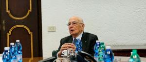 """Napolitano lancia messaggi al governo sulla """"spending review"""": «Noi ai tagli assolutamente immotivati»"""
