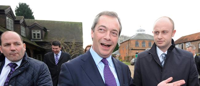 Nigel Farage: «Ad avere le mani insanguinate in Ucraina è l'Europa, non la Russia»