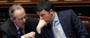 """Brunetta: """"Renzi balla tra annunci e mance su una nave che affonda"""""""