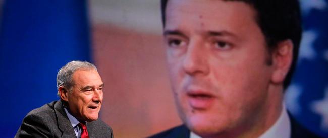 Renzi respinge l'assalto di Grasso: vado avanti, sulla riforma mi gioco la faccia