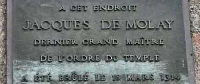 Pagine di storia/Dopo settecento anni, il rogo dei Cavalieri Templari non è stato dimenticato