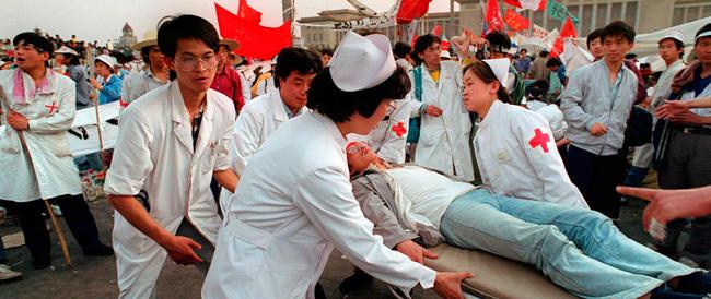 Voleva commemorare Tienanmen: 18 mesi di prigione. Secondo Pechino «incitava alla sovversione»