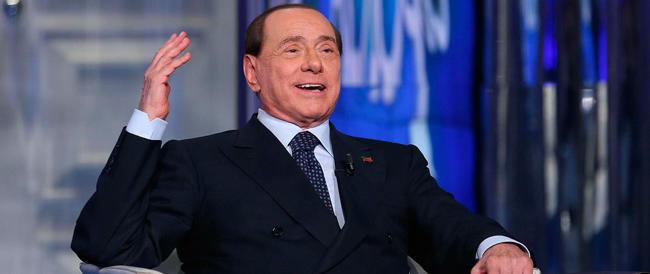 """Berlusconi a """"Porta a Porta"""": «Gli 80 euro sono una mancia elettorale. Alfano? Mi ha dato dolore»"""