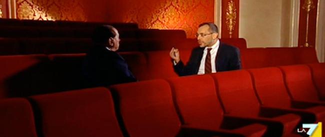 Berlusconi: «Contro di me una mostruosità, Napolitano doveva darmi la grazia»