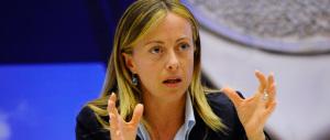 Meloni: «L'allarme Ebola è serissimo, il governo si muova e Renzi la smetta di giocare…»