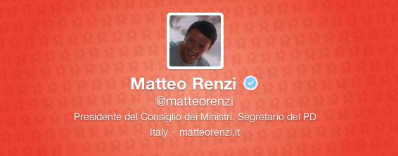 """#matteononrisponde: Renzi già si è stufato di """"cinguettare"""", la luna di miele con twitter è finita"""
