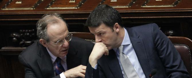 È il giorno della verità per le promesse di Renzi: alle 18 arriva il Def ma è mistero sulle risorse