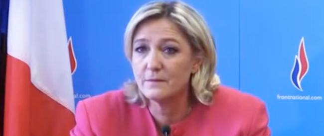 Marine Le Pen liquida Grillo: «Un provocatore senza un progetto coerente. Renzi? Farà la fine di Sarkozy»