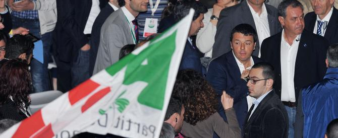 Per il Pd campagna elettorale da separati in casa: Renzi a Torino, la sinistra dem a Roma