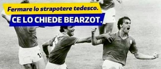 Renzi vuole Tardelli in lista e sfrutta la vittoria ai Mondiali del 1982 per portare il Pd in Europa. Il web lo boccia