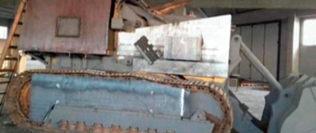 Arrestati 24 secessionisti veneti, 51 indagati. Con un trattore corazzato volevano assaltare piazza San Marco