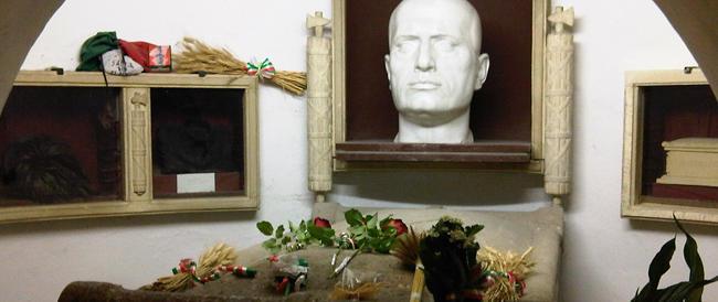 Museo del fascismo a Predappio? L'estrema sinistra va in crisi isterica