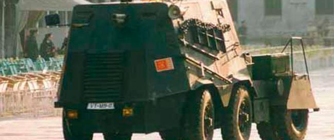 Preparavano un blitz in piazza San Marco: arrestati 24 secessionisti veneti. Trovato un trattore-carrarmato