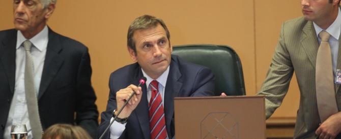 Prosciolto Abruzzese: ripristinata la verità sul caso Cecinelli alla Regione Lazio