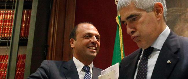Alfano e Casini uniti alle Europee. Ironizza FI: «Che novità, rispolverano lo scudocrociato nel simbolo…»