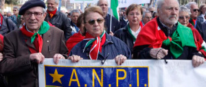 L'altro 25 aprile: rissa tra filopalestinesi ed ebrei al corteo dell'Anpi. Commemorati anche i caduti della Rsi