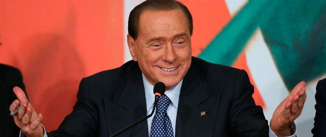 """Europee, Berlusconi """"marcia"""" sul piccolo schermo. Dopo Vespa, lo vuole anche Santoro"""
