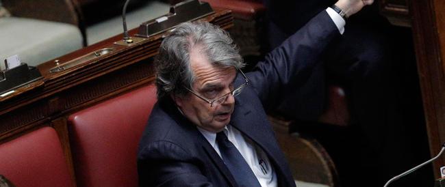 Brunetta boccia la riforma: «Troppi 21 senatori scelti dal Quirinale». E Verdini tratta con Renzi