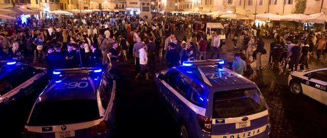 """L'ultima idea del Pd di Marino: """"militarizzare"""" il centro di Roma. Contro la movida notturna…"""