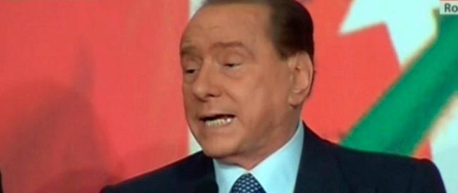 Berlusconi: andiamo avanti, noi non ci inginocchiamo davanti alla Merkel come fece Monti