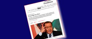 Berlusconi: stop alle polemiche, sono nemico dell'austerity e non dei tedeschi