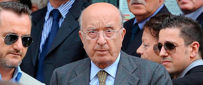 Ciriaco De Mita non rinuncia alla politica: è tentato dalla corsa a sindaco nella sua Nusco