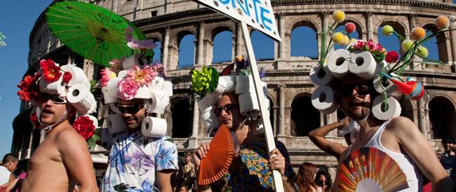 """Il """"grande annuncio"""" del sindaco Marino: sarà lui ad aprire il Gay Pride il 7 giugno…"""
