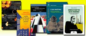 Libri. Un caffè a Palermo, Marx inquilino a Londra, la morte di Enrico Mattei, la bambina che visse due volte e gruppi di famiglie all'interno del Novecento
